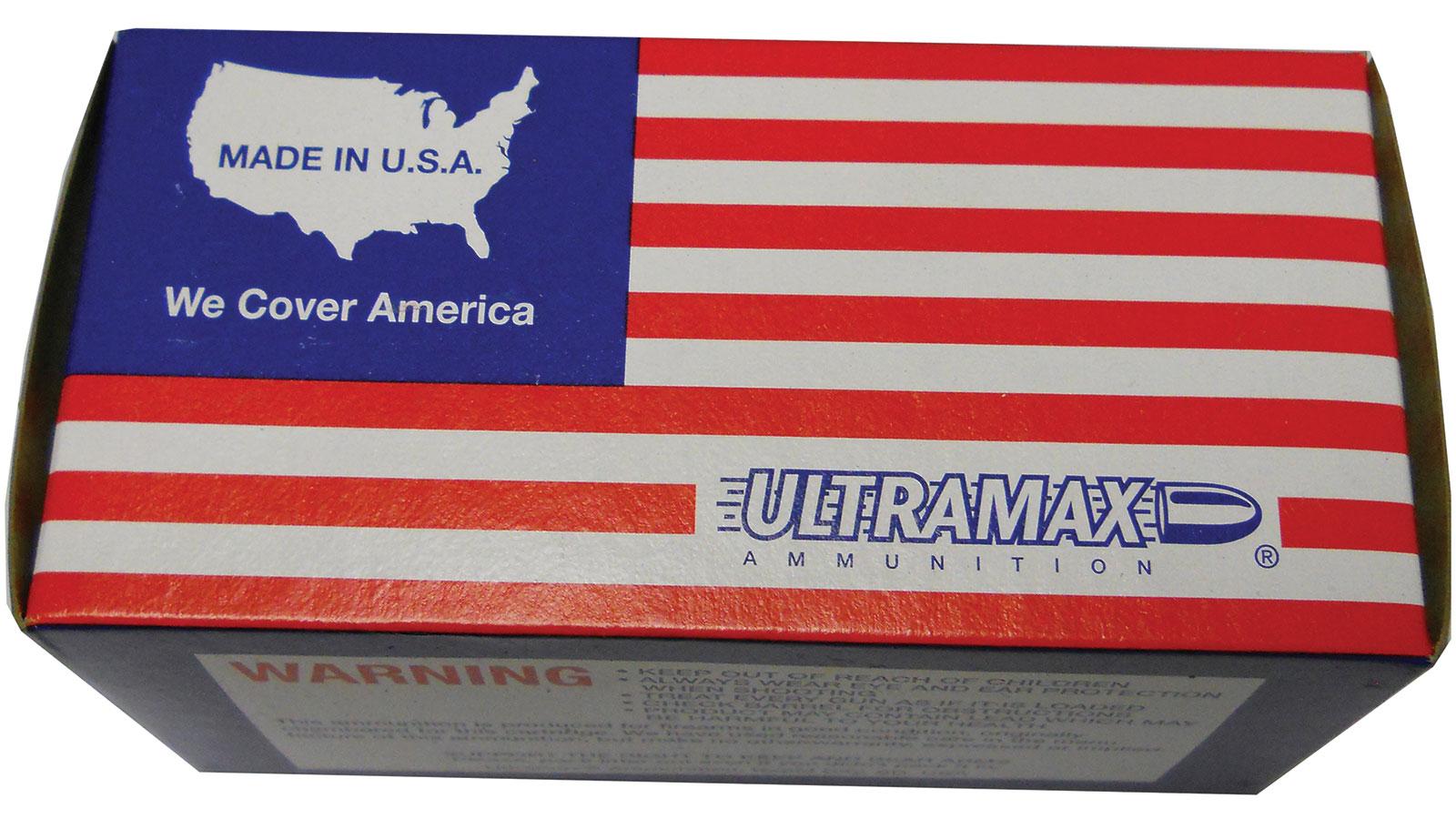 Ultramax 223R43 223 Remington Remanufactured 55 Grains, Soft Point, Per 20