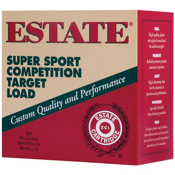 Estate Super Sport Target Shotshells