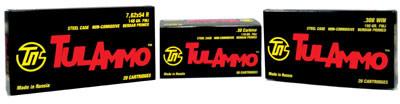 Tulammo TA301100 Centerfire Rifle 30 Carbine 110 GR FMJ 50 Bx| 20 Cs