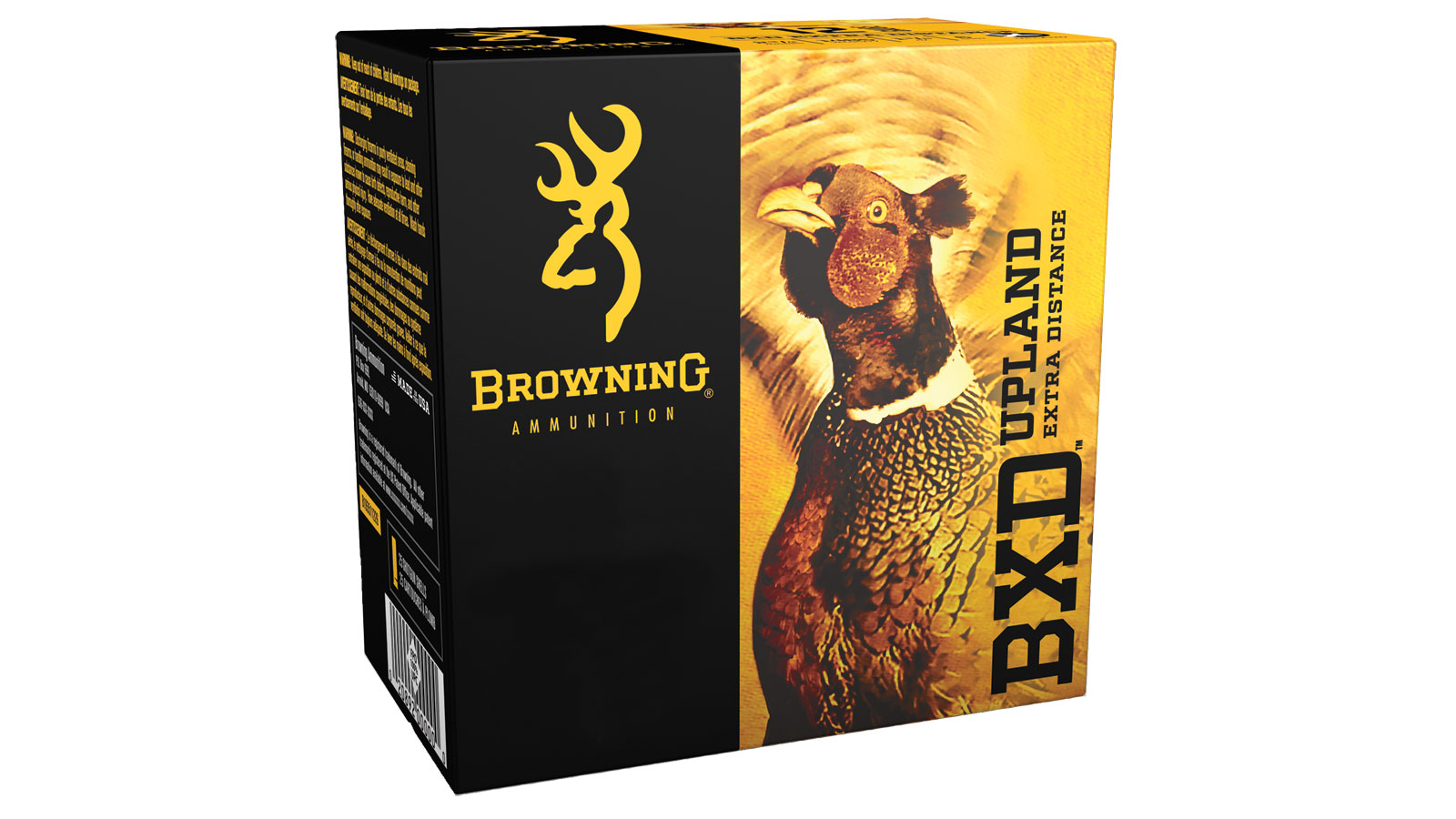 Browning Ammo B193512025 BXD Extra Distance Upland 20 Ga 2.75 1 oz 5 Shot 25 Bx| 10 in.