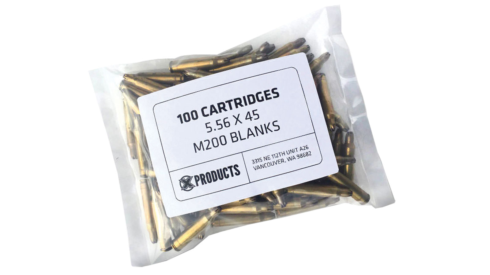 Xprod M200 Blanks 5.56x45 100 Pack