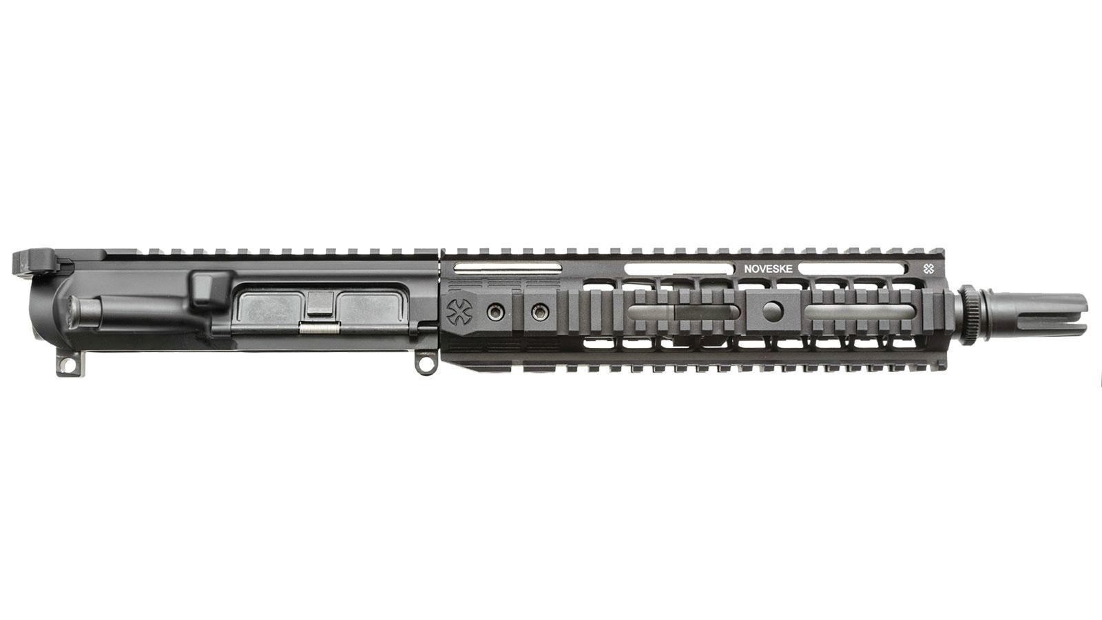 Noveske Gen III Upper Black 5.56|.223 rem 10.5-inch Stainless Steel NSR rail