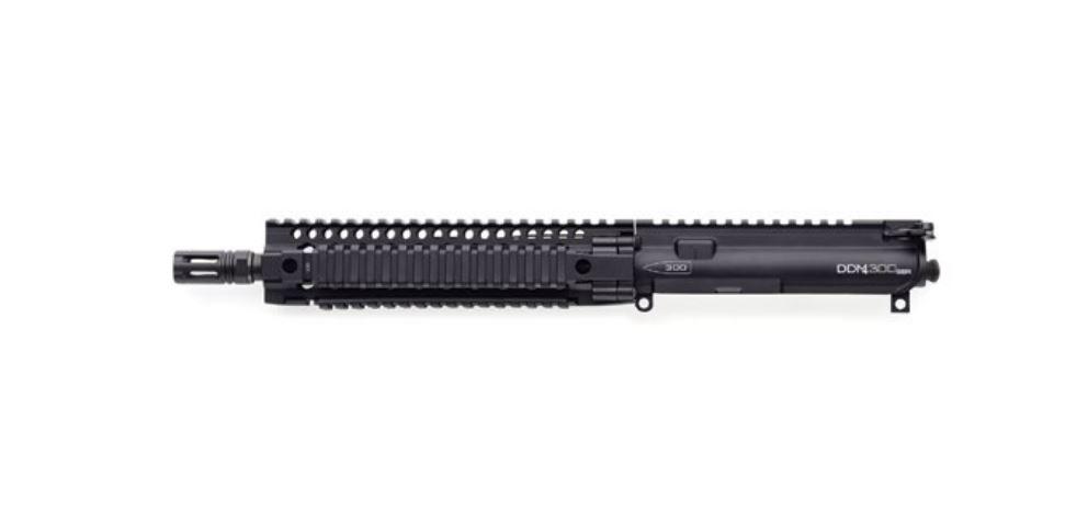Daniel Defense MK18 Upper Black 5.56 | .223 Rem 10.3-inch
