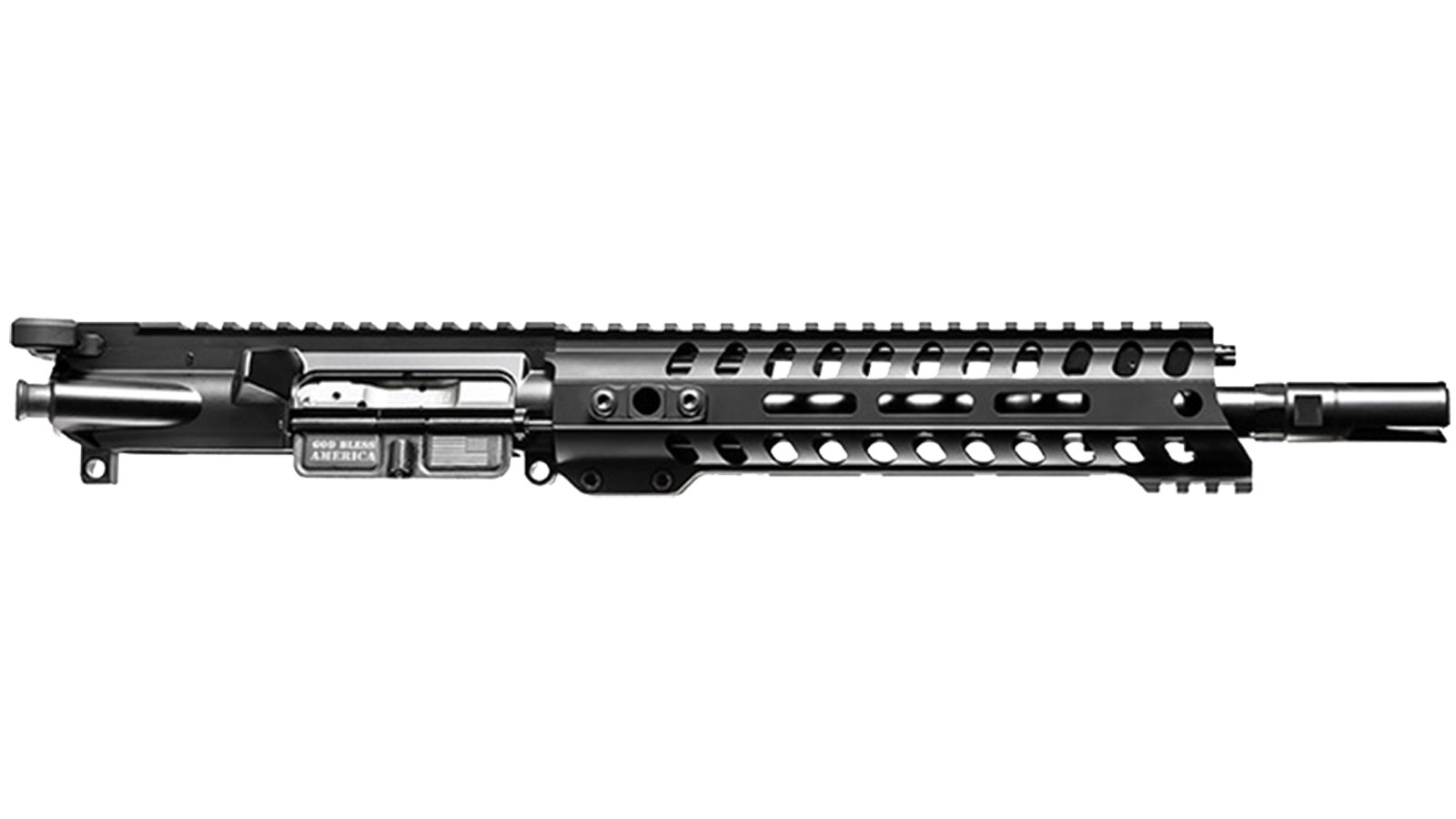 Patriot Ordnance Factory Renegade Upper Black 5.56 10.5-inch
