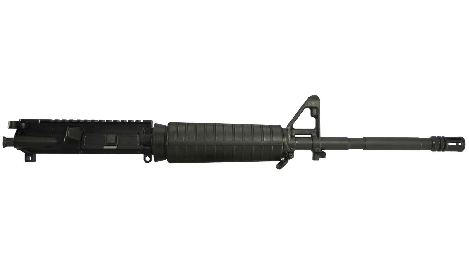 Bushmaster 91823 Patrolmans Carbine (M4 A3) Complete Upper 223 Remington 5.56 NATO 16 FH 4150 Chrome Moly Vanadium Steel Chrome-Lined Black Brl Finish in.