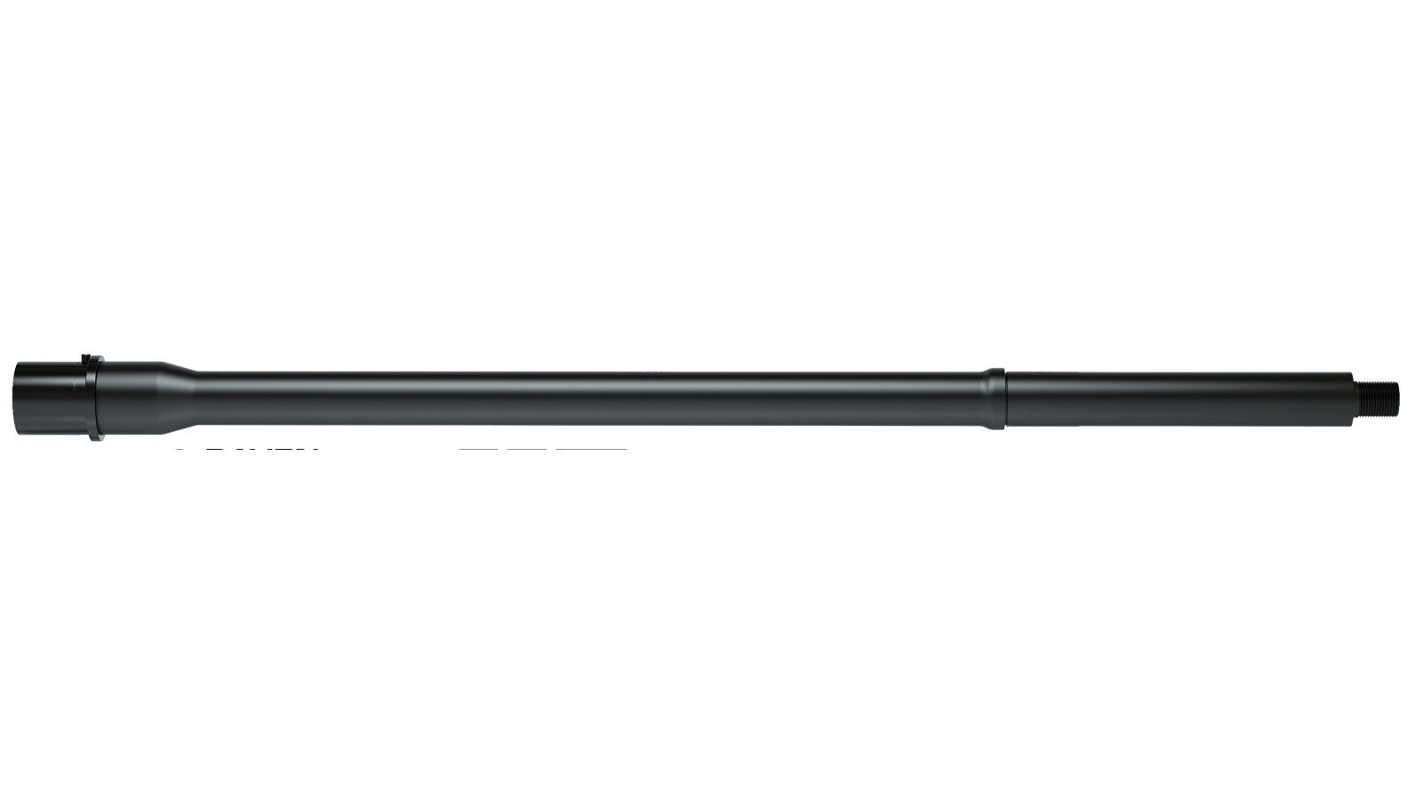 LanTac Raven AR15 Black .223 Wylde 18-inch