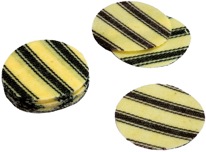 T|C Accessories 31007136 Pillow Ticking Roundball Patches 45|50