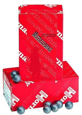 Hornady 6088 Lead Balls 50 Black Powder Lead Balls 175 gr 100 PK