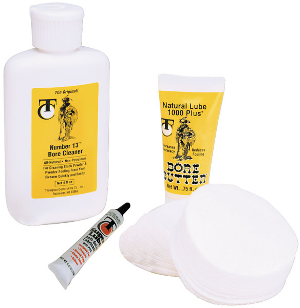 Thompson Center Arms 7217 In Line Cleaning Kits Cleaning Kit T|C Muzzeloaders