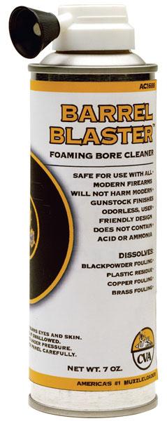 CVA AC1688 Barrel Blaster Bore Cleaner BB Foaming Cleaner 8 oz