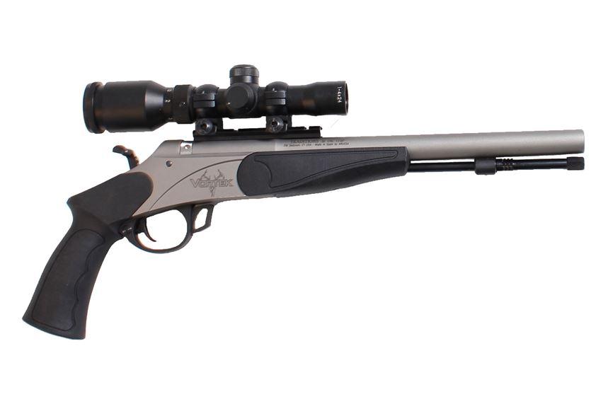 Traditions VORTEK Pistol 50 13-inch BLK|SCP