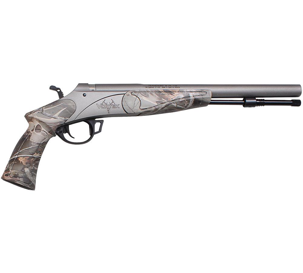 Traditions VORTEK Pistol 50 13-inch RPRBCK