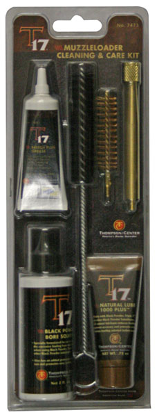 T|C Accessories 31007473 Cleaning Kit T-17 Muzzleloader .50 Cal