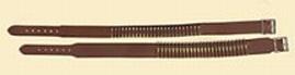Hunter Brown Cart Belt 38CAL
