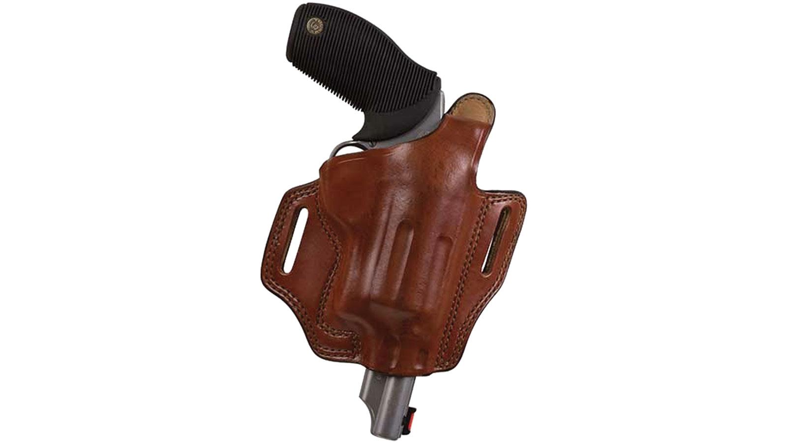 Bianchi 15190 5 Black Widow  9mm|40 Auto Glock 17|19|22|23|26|27|34|35 Leather Tan