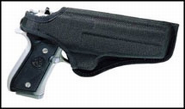 Bianchi 17725 7001 Thumb Snap  S&W 4566; Ruger P95; Glock 19|23|29|30|36 Accumold Trilaminate Black