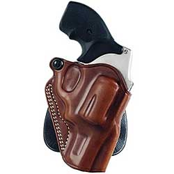 Galco SPD118 Speed Paddle 118 Fits Belts up to 1.75 Tan Saddle Leather in.