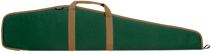 Bulldog BD101 Pit Bull Scoped Rifle Case 48 Water-Resistant Nylon Green|Camel in.