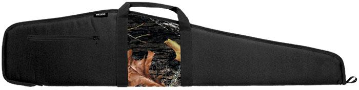 Bulldog BD210 Panel Scoped Rifle Case 48 Nylon Black w|Realtree AP Panel in.