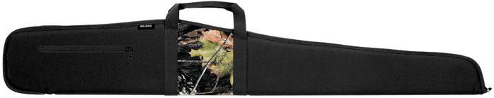 Bulldog BD215 Scoped Shotgun Case 52 Nylon Black|Max-4 Panel in.