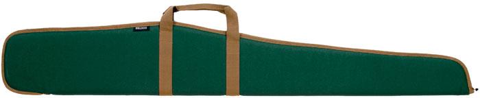 Bulldog BD111 Pit Bull Shotgun Case 52 Weather Resistant Nylon Green|Camel in.