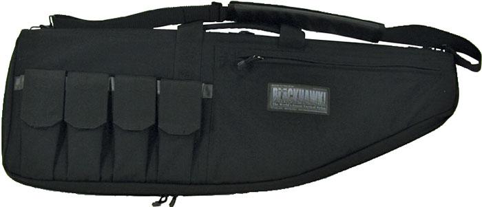 Blackhawk 64RC41BK Rifle Case 41 1000D Textured Nylon Black in.