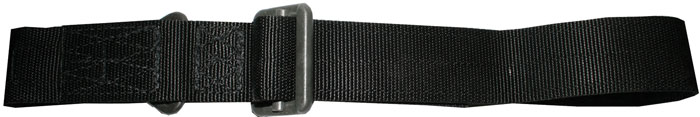 Blackhawk 41CQ00BK CQB|Rigger Belt Small Up to 34 Nylon Black in.
