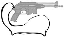 Kel-Tec PLR16915 PLR-16 1.25 Single Point Sling PLR in.