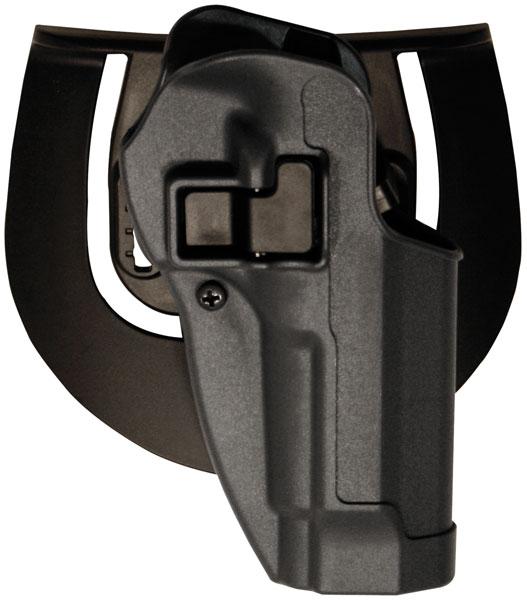 Blackhawk 413500BKR Serpa Sportster Glock 17|22|31 Polymer Gray