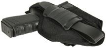 Blackhawk 40AM36BK Ambi Sz 36 w|Mag Pouch Fits Belts to 1.75 Black Nylon in.