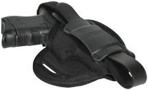 Blackhawk 40PC04BK Pancake Nylon Sz 4 Glock 26|27|33 & Other Subcompact Nylon Black