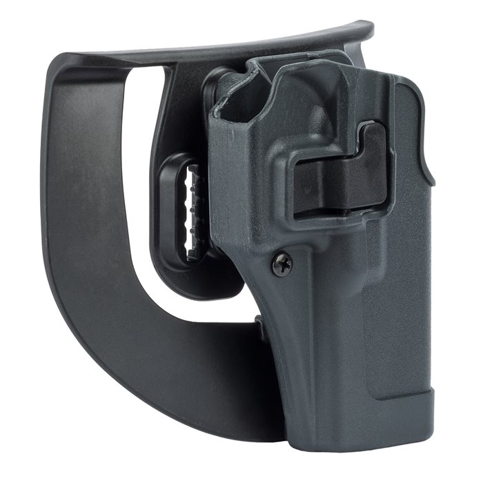 Blackhawk 413513BKL Serpa Sportster LH Glock 20|21|37 Polymer Gray
