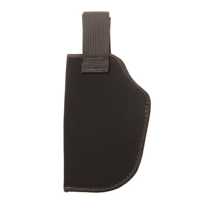 Blackhawk 73IR06BKR Inside The Pants with Retention Strap  3.75-4.5 Barrel Large Auto Suede Black in.
