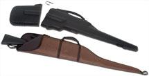 Plano 150596 Gunslinger ATV Mountable 54 Rifle Case Soft|Hard Case Blk in.