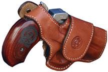 Bond Arms PREM Leather CROSS Draw Holster