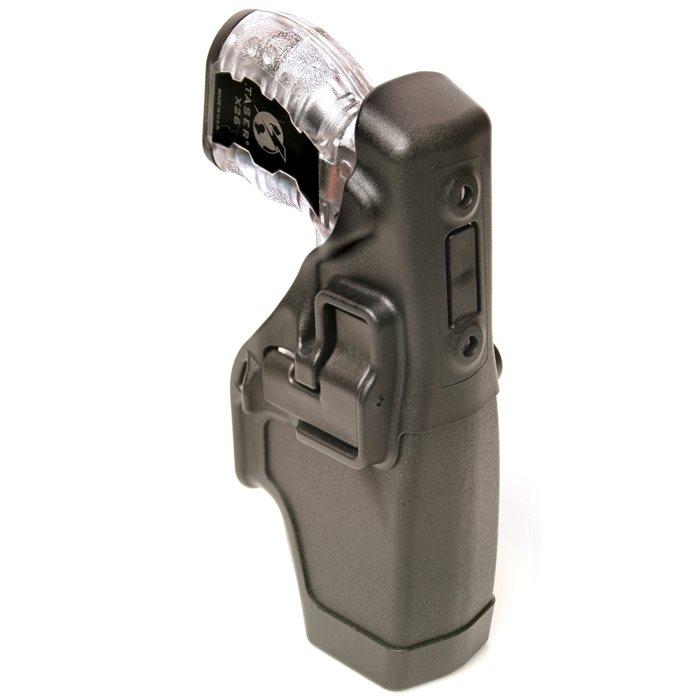 Blackhawk 44H015BKL Taser-X L2 Duty Taser X-26 Nylon Black