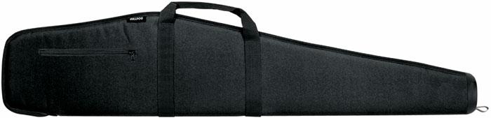 Bulldog BD200 Deluxe Scoped Rifle Case 48 Nylon Textured Black in.
