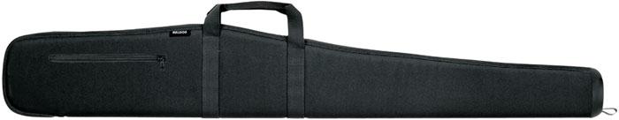 Bulldog BD250 Deluxe Shotgun Case 52 Nylon Leather End Cap Black in.