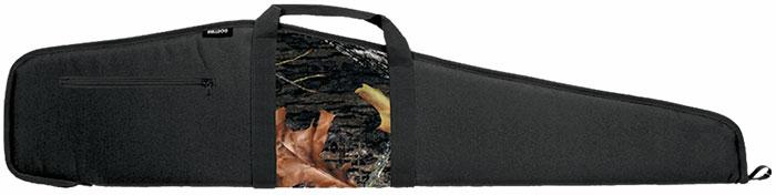 Bulldog BD21044 Panel Scoped Rifle Case 44 Nylon Black w|Realtree AP Panel in.