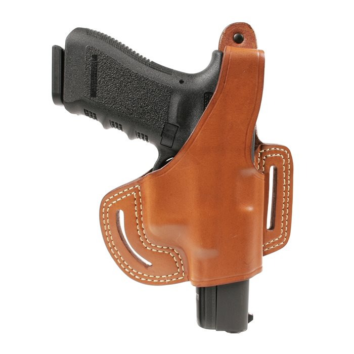 Blackhawk! Leather Slide with Thumb Break