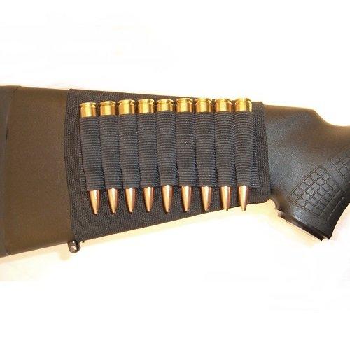 Grovtec US Inc GTAC81 Buttstock Shell|Cartridge Holder Universal