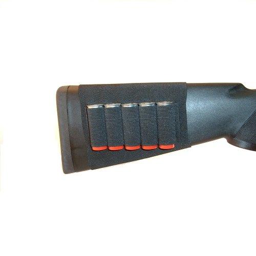 Grovtec US Inc GTAC82 Buttstock Shell|Cartridge Holder Universal