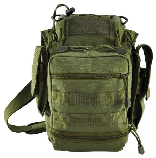 NCStar Bag First Responders Green
