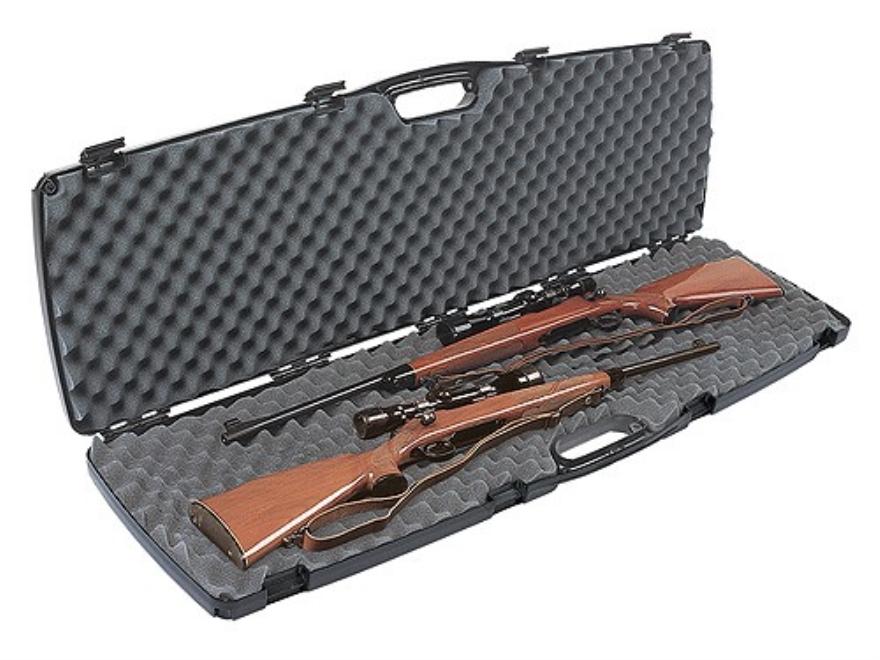 Plano 10-10586 Gun Guard SE Double Rifle|Shotgun Case Plastic Ribbed