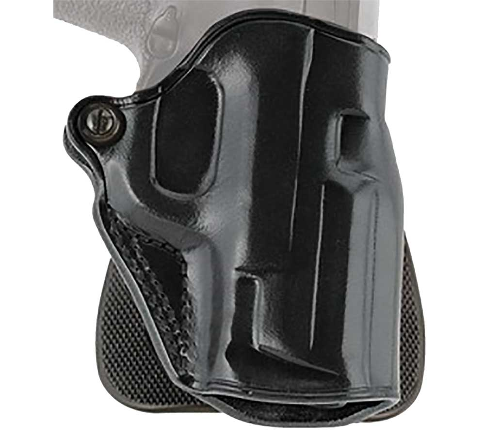 Galco Speed Paddle Holster Black LCR
