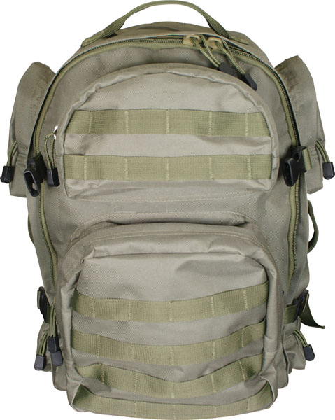 NCStar Tactical Back Pack|Green