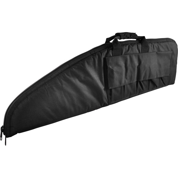 NCStar CV2907-42 2907 Rifle Case 42 PVC Tactical Nylon Black in.