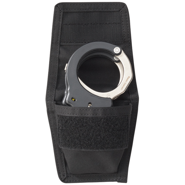 Blackhawk 50HC00BK Belt Mounted Single Handcuff Pouch