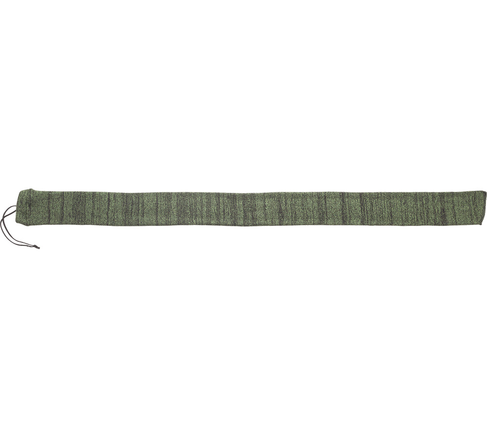 Allen GUN SOCK 52-inch - Black HOT GRN