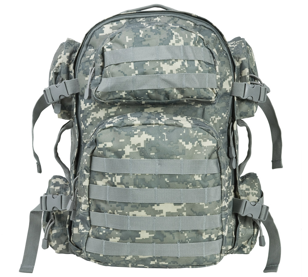 NCStar Backpack Digital